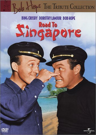Road To Singapore Hope Crosby Lamour Clr Nr