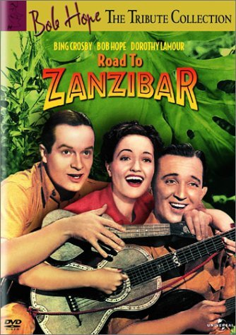 Road To Zanzibar Hope Crosby Lamour Clr Nr