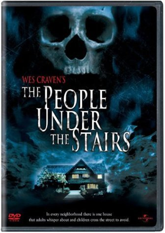 People Under The Stairs Adams Mcgill Robie DVD Adams Mcgill Robie