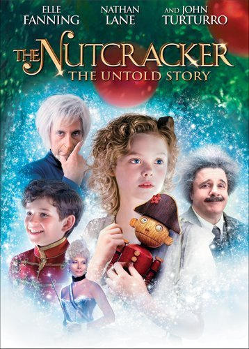 Nutcracker The Untold Story Fanning Lane Turturro Aws Pg