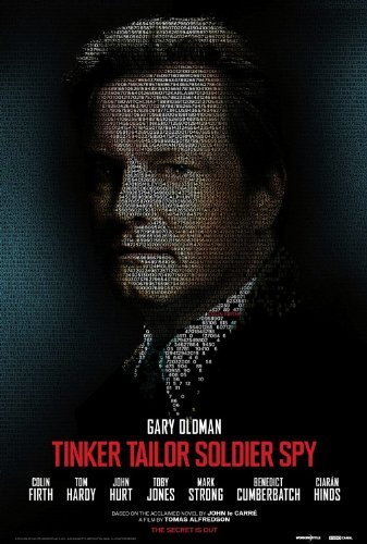 Tinker Tailor Soldier Spy (201 Oldman Firth Hardy Hurt Ws Blu Ray R