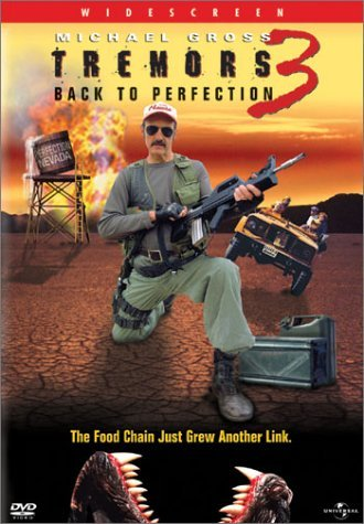 Tremors 3 Back To Perfection Gross Christian Chuang Genaro DVD Pg Ws