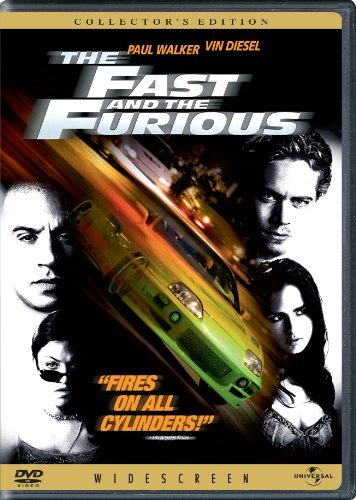 Fast & The Furious Fast & The Furious Diesel Walker Brewster Rodriguez Pg13