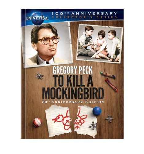 To Kill A Mockingbird Peck Badham Alford Duvall Blu Ray DVD Dc Pg