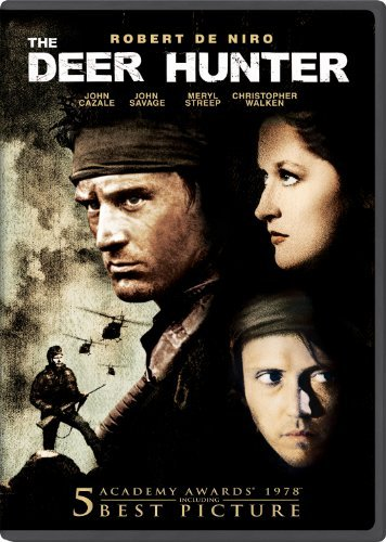 Deer Hunter De Niro Streep Walken DVD R
