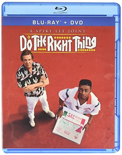 Do The Right Thing Lee Aiello Davis Dee Blu Ray Ws 100th Annv Coll. R Incl. DVD Dc