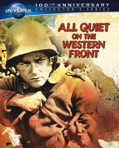 All Quiet On The Western Front Ayres Wolheim Wray Lucy Blu Ray Ws 100th Annv Coll. Nr Incl. DVD Dc