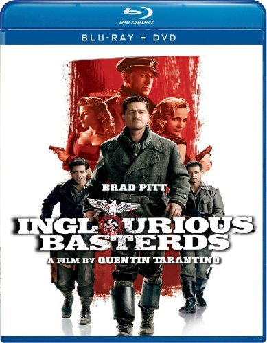 Inglourious Basterds Pitt Laurent Waltz Kruger Blu Ray Ws 100th Annv Coll. R Incl. DVD Dc