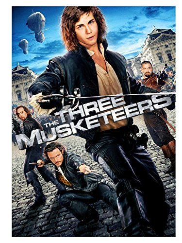 Three Musketeers (2011) Lerman Bloom Jovovich Ws Pg13