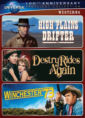 Westerns Spotlight Collection Westerns Spotlight Collection Ws Fs R 3 DVD