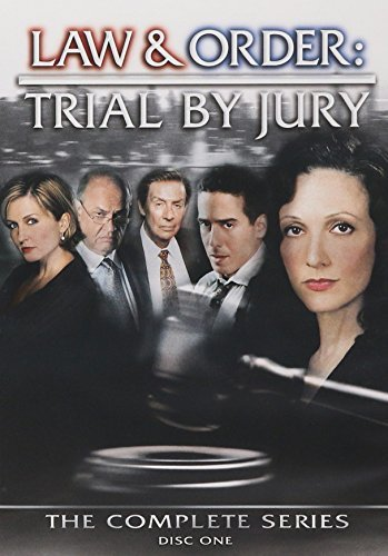 Law & Order Trial By Jury Complete Series Clr Nr 3 DVD