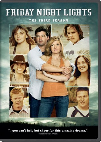 Friday Night Lights Season 3 DVD