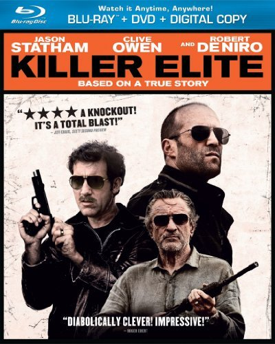 Killer Elite Statham De Niro Owen Blu Ray Aws R Incl. DVD