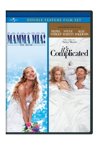Mamma Mia! It's Complicated Mamma Mia! It's Complicated Ws Nr 2 DVD