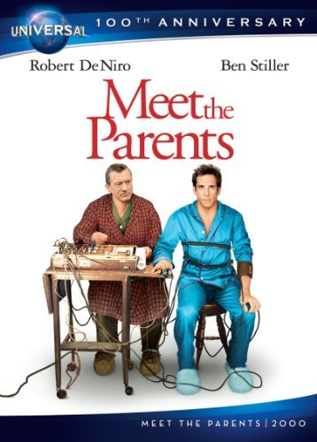 Meet The Parents Stiller De Niro Ws 100th Aniv. Ed. Pg13
