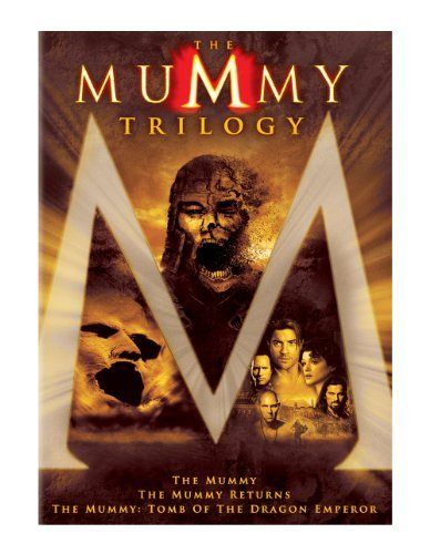 Mummy Trilogy Mummy Trilogy Aws Pg13 3 DVD