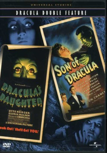 Dracula's Daughter Son Of Drac Holden Chaney Jr. Bw Nr 2 On 1