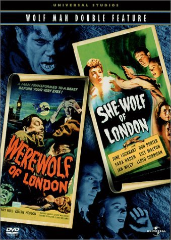 Werewolf Of London She Wolf Of Hull Lockhart Bw Nr 2 On 1