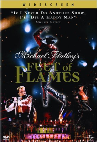 Michael Flatley Feet Of Flames Nr