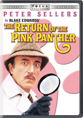 Return Of The Pink Panther Sellers Peter Ws G