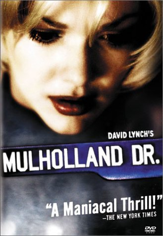 Mulholland Drive Watts Harring Miller Theroux DVD R Ws