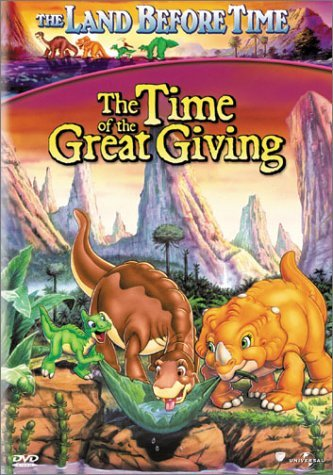 Time Of The Great Giving Land Before Time 3 Clr Cc G
