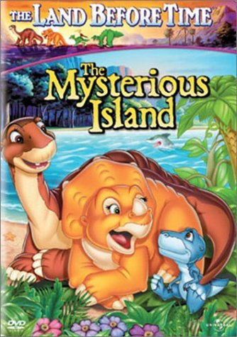 Land Before Time 5 Mysterious Island Clr Cc Chnr