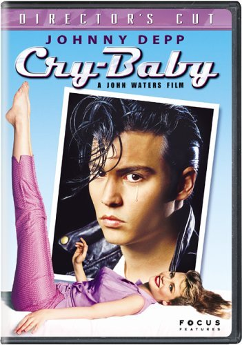 Cry Baby Depp Lake Locane DVD Nr Directors Cut