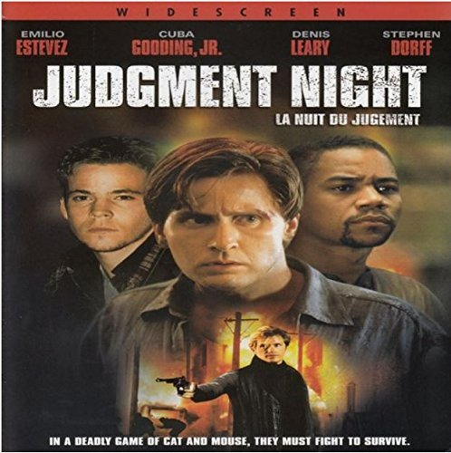 Judgment Night Estevez Gooding Leary Dorff Ws Pg