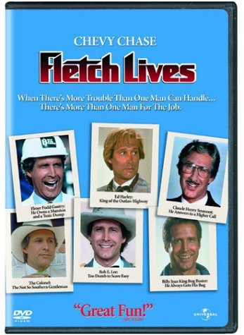 Fletch Lives Chase Holbrook Phillips DVD Pg