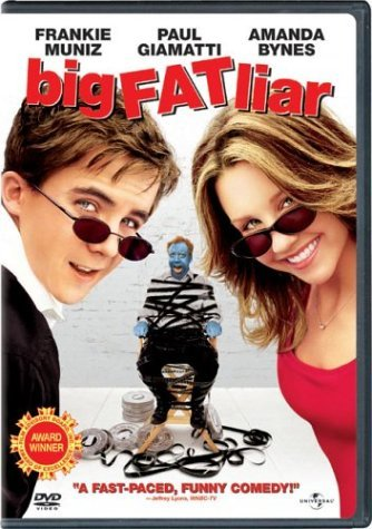 Big Fat Liar Muniz Bynes Giamatti Pg