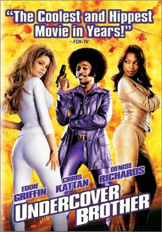 Undercover Brother Griffin Kattan Richards Chappe Clr Pg13 Coll. Ed.