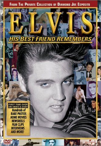 His Best Friend Remembers Presley Elvis Clr Nr