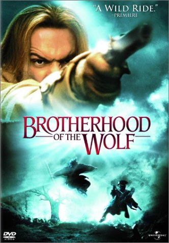 Brotherhood Of The Wolf Le Bihan Cassel Dequenne Bellu Clr Ws Fra Dub Eng Dub Sub R