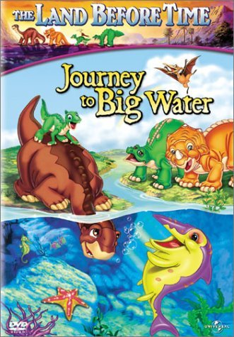 Journey To Big Water Land Before Time 9 Clr Nr