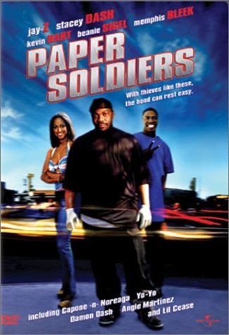 Paper Soldiers Jay Z Dash Sigel Bleek Hart Rapaport DVD R Ws