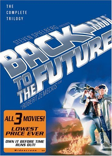 Back To The Future Trilogy Fox Lloyd Clr 5.1 Dts Pg 3 DVD