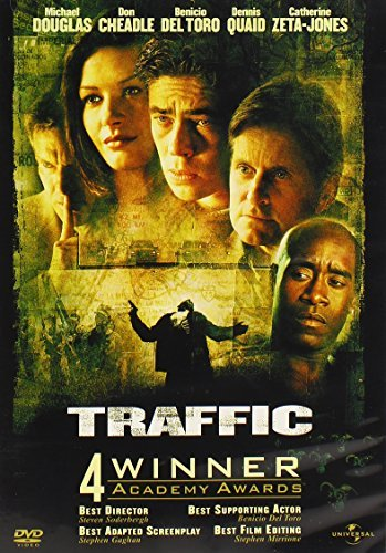 Traffic Douglas Del Toro Zeta Jones R Spec Ed.