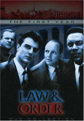 Law & Order First Year Clr Nr 6 DVD