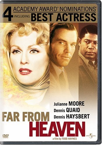 Far From Heaven Moore Quaid Haysbert Clarkson Pg13