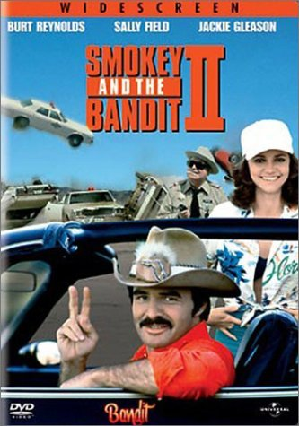 Smokey & The Bandit 2 Reynolds Gleason Field Reed DVD Pg