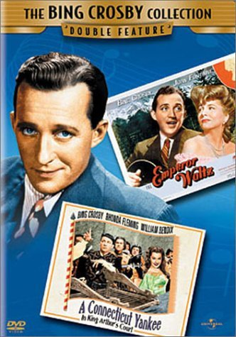 Bing Universal 2pak Crosby Connecticut Yankee In King Arthurs Court Clr Nr 2 DVD