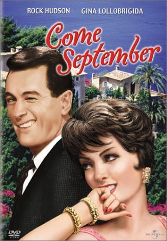 Come September Hudson Lollobrigida Dee Ws Nr