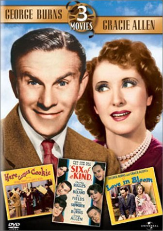 Here Comes Cookie Love In Bloo George Burns Triple Feature Nr 3 On 1