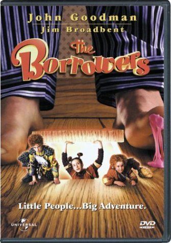 Borrowers Goodman Broadbent DVD Pg
