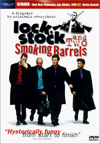 Lock Stock & Two Smoking Barre Flemyng Fletcher Moran Statham Clr Ws R