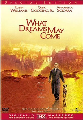 What Dreams May Come Williams Gooding Jr. Sciorra DVD Pg13 Ws