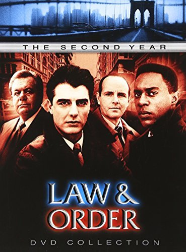 Law & Order Law & Order Second Year Clr Nr 3 DVD