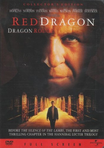 Red Dragon Hopkins Flennes Norton Keitel Clr R