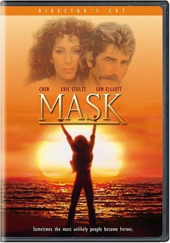 Mask (1985) Cher Stoltz Elliott Getty DVD Pg13